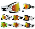 TWO-X Evo V2 Crossbrille MX Brille Motocross iridium verspiegelt