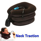 Soft Air Cushion Neck Cervical Traction Device Shoulder Support Brace Pillow C