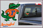 Florida Gators ALBERT MASCOT Vinyl Decal UF Car Sticker for Almost Anything!