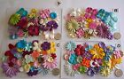SCRAPBOOKING NO 422 - 22 PAPER PRIMA FLOWERS - 3 MIXED PACKS AVAILABLE