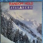 RANDOM HOLD - Avalanche -2xLP - Double Chin 1, Produced by Peter Hammill (VdGG)