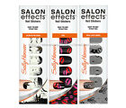 SALLY HANSEN 18pc Salon Effect HALLOWEEN Nail Tab Stickers NEW! *YOU CHOOSE*
