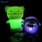 Cat-Shaped Night Light Color Changing LED Lamp Cartoon Lamp Home Decoration gift