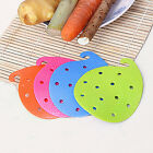 Vegetable Fruit Carrot Veggie Scrubber Protect Dirt Clean Brush Wash Tool