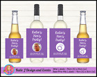 ** HENS PARTY NIGHT BRIDAL SHOWER WINE BOTTLE LABELS GIFTS PARTY DECORATIONS **