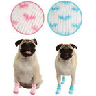 Any Size & Color - Puppia - Angel Hearts - Dog Socks - Pink or Blue - Set of 4