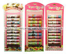 *ALMAR* 10pc Lip Balm Set EXPRESSIONS GIRL Flavored Gloss CARDED *YOU CHOOSE*