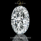 2.01 Carat Oval Cut Loose Diamond GIA Certified D/SI2 +Free Ring (7173102537)