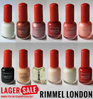 Rimmel London Nagellack Lasting Finish Nail Polish - div. Farben - NEU