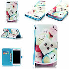 -YPYB Pattern Leather Case Cover For Apple iPhone 7 6 6S Plus 5 SE 5C Touch 5th