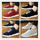 New Men's Fashion breathable casual canvas shoes velcro flat sneakers athletic