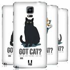 HEAD CASE DESIGNS GOT CAT REPLACEMENT BATTERY COVER FOR SAMSUNG PHONES 1
