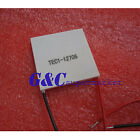 1/2/5/10 TEC1-12706 Heatsink Thermoelectric Cooler Cooling Peltier Plate12V 60W