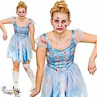 New Cinders After Dark Cinderella Zombie Princess Halloween Fancy Dress Costume
