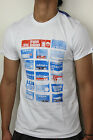 ADIDAS G SHOEBOXES TEE WHITE MULTI COLORS SCREEN W67318 MENS T-SHIRT NEW