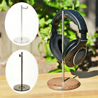 Solid Base Vinyl Edition Stainless Steel Headphones Stand Headset Holder Hanger