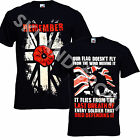 Battle of the Somme Clothing T Shirt Top Remembrance Day Poppy Union Jack Polo