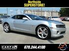 Chevrolet: Camaro Ss Coupe 2-door 2010 Chevrolet Camaro Ss 35,112 Miles Summit White Coupe V-8 Cyl 6 Speed Manual