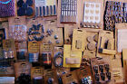 NEW Tim Holtz Idea-ology Embellishments Metal Mixed Media PICK ONE OF 36 TYPES!