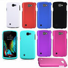 For LG Rebel 4G LTE L44VL Rubberized HARD Protector Case Phone Cover Accessory