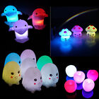 Night Lamp Toy 7Color Changed LED Night Lamp Light Romantic Occasions Decor Gift