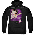 Betty Boop Cartoon Unforgettable Adult Pull-Over Hoodie $47.95 USD on eBay