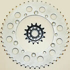 2006 - 2014 Kawasaki KX450F KX 450 F14 Tooth Front And 47 Tooth Rear Sprocket