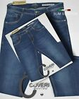 JEANS COVERI SLIM SABBIATO STRETCH 5 TASCHE  Mis. 46 48 50 52 54 56 58