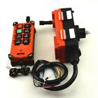 Industrial Wireless Remote Control Transmitter & Receiver Hoist Crane Radio