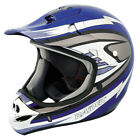 Raider MX-3 Helmet MX, ATV, Dirt Bike, Off Road Motorcycle Helmet DOT Approved