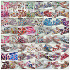 Hot sale 5/10 Yards 7/8'' 1'' Colorful Printed Grosgrain Ribbon Cute Bow Clips D
