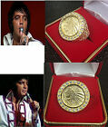ELVIS COIN RING THAT'S THE THE WAY IT IS   CUSTOM MADE BY ARTIE