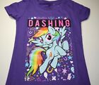 New My Little Pony Rainbow Dash shirt girls size 4/5 6/6X 7/8 10/12 14/16