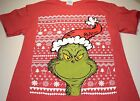 New The Grinch shirt Christmas Holiday shirt men's sizes The Grinch shirt