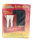 Mens Thermal Long Johns / Underwear Pants White or Grey S - XXL