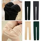 Slim Stretch Pants Footless Leggings Womens Skinny Warm New Women's Winter Thick