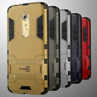 For ZTE Axon 7 Mini Case Hard Kickstand Protective Cover