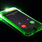 Cool LED Flash Light Remind Incoming Call Cover Case Skin for iPhone 7 7 Plus