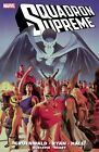 MARVEL COMICS SQUADRON SUPREME TPB TRADE PAPERBACK MARK GRUENWALD