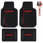 New GMC Elite Series Car Truck Front Back Floor Mats / Key Chain / Seat Cov...