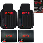 New GMC Elite Series Car Truck Front Back Floor Mats / Key Chain / Seat Covers
