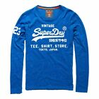Superdry Shirt Shop Ls Tee T-shirts long sleeve