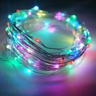 12V Multicolor / Warm White 10M Copper Wire 100 LEDs USB Port String Fairy Light