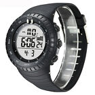 Waterproff Men's Outdoor Multifunction Sports Digital Wrist Watch LED Backlight