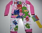 New PJ Masks girls Toddler pajamas 2t 3t 4t 5t girls PJ Masks pajamas