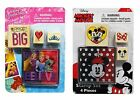DISNEY Innovative Designs 4pc INK STAMP SET School Supplies YOU CHOOSE (carded)