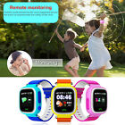 Kids GPS Smart Watch Phone SOS Call Location Anti-Lost Tracker wi/ touch screen