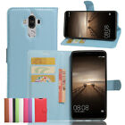 """New Premium Leather Wallet Card Slot Flip Stand Case Cover For Huawei Mate9 5.9"""""""