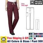 Внешний вид - WonderWink (PETITE LENGTH SIZE XXS-3X) Medical Scrubs Uniform Unisex Cargo Pant