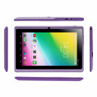 "iRULU eXpro 3 7"" inch 8GB&16GB GMS Quad Core Google Android 6.0 Dual Cam Tablet"